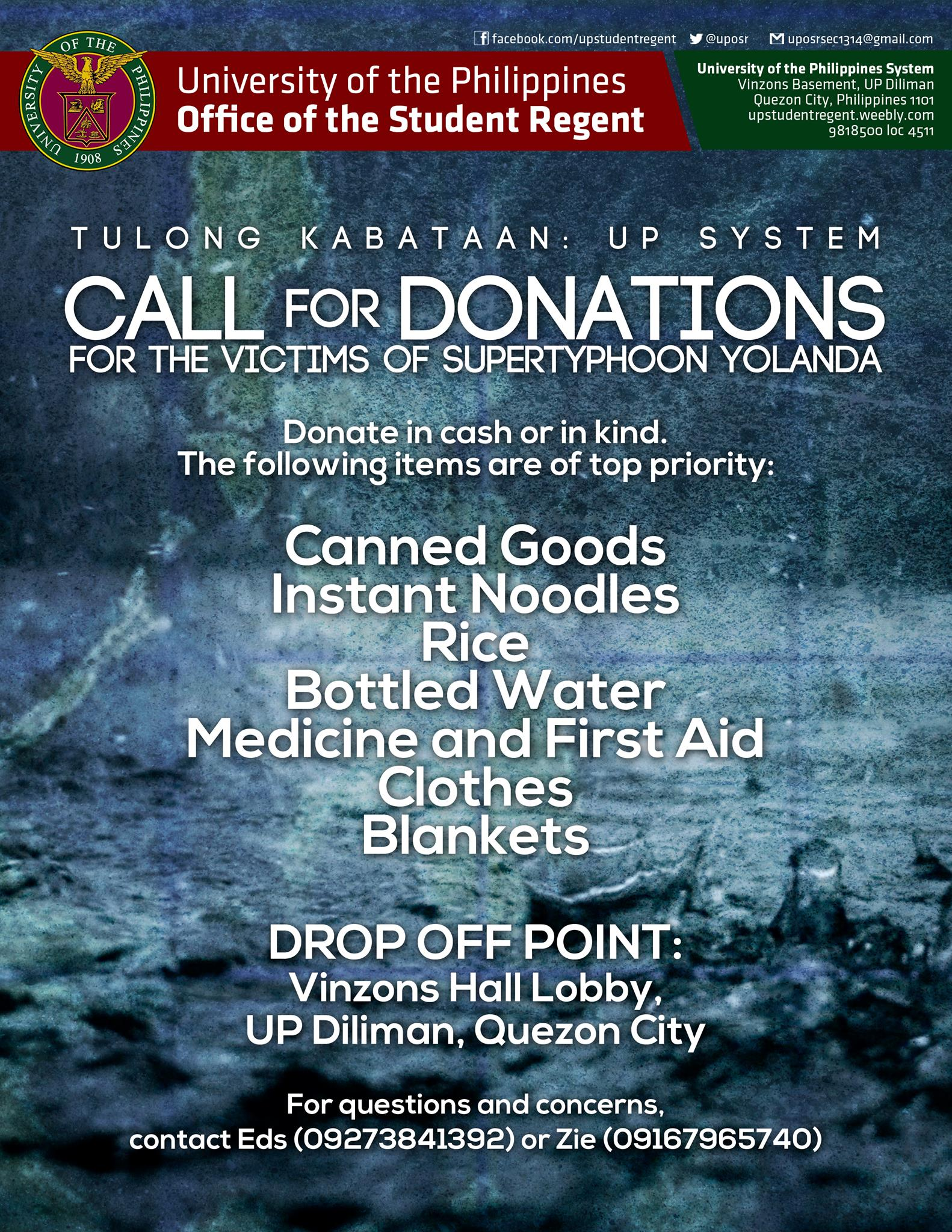 Essay helping service victims of typhoon yolanda